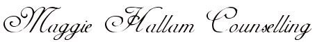 www.maggiehallam.co.uk Logo